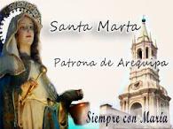 Santa Marta - Patrona de Arequipa