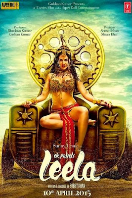 Recent Movie DVD Rip Ek Paheli Leela (2015)