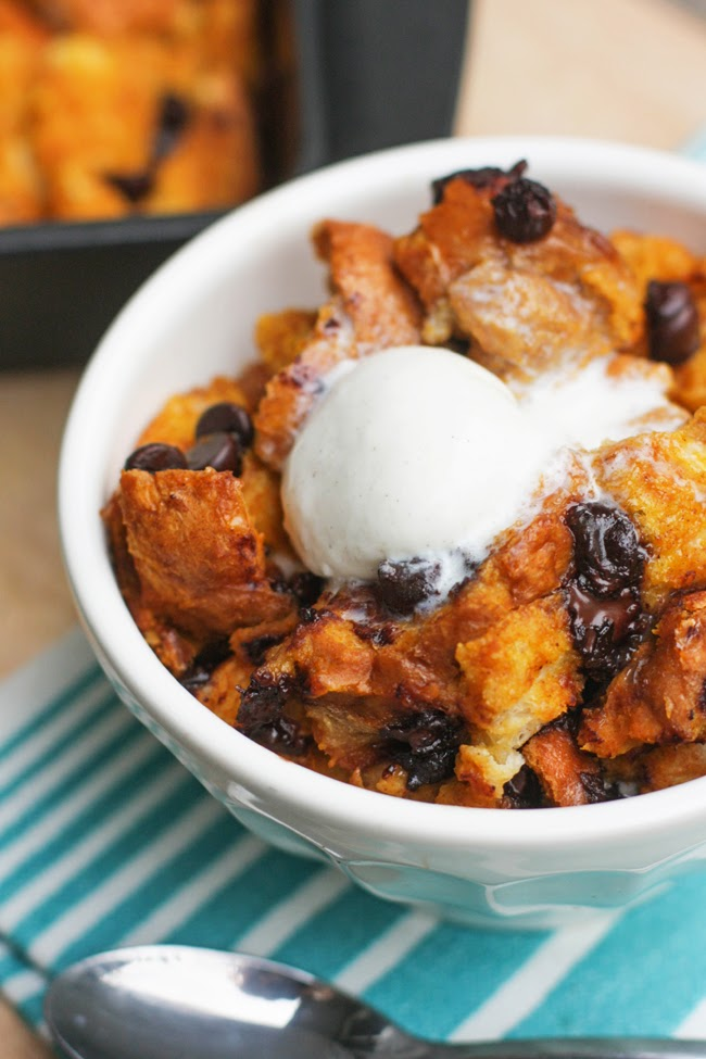 ... bread pudding is an evil genius i mean it s pudding made with bread