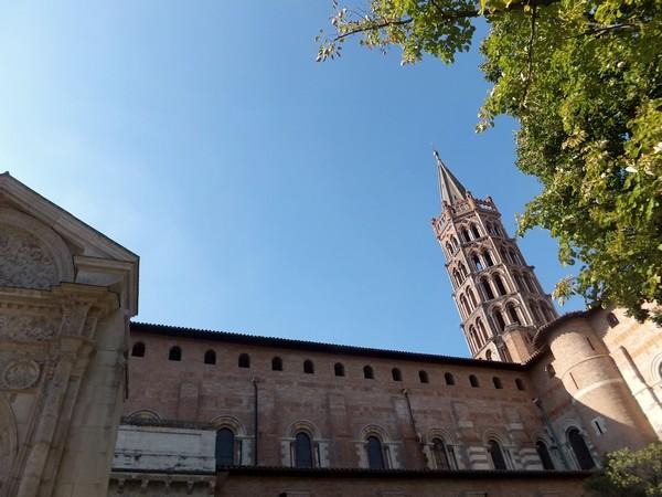 toulouse basilique saint-sernin