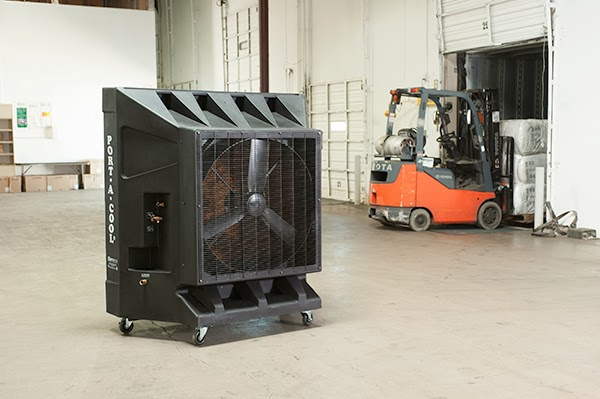 Portable Hvac Lifts : Benefits of portable evaporative airconditioning