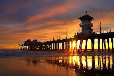 Jake e Mary, http://jakeemary.blogspot.com/, Huntington Beach, Praia de Huntington, surf, Califórnia