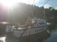 Team Wikströms båt