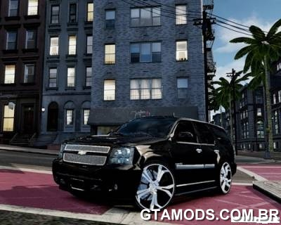 Chevrolet Tahoe Tuning Beta
