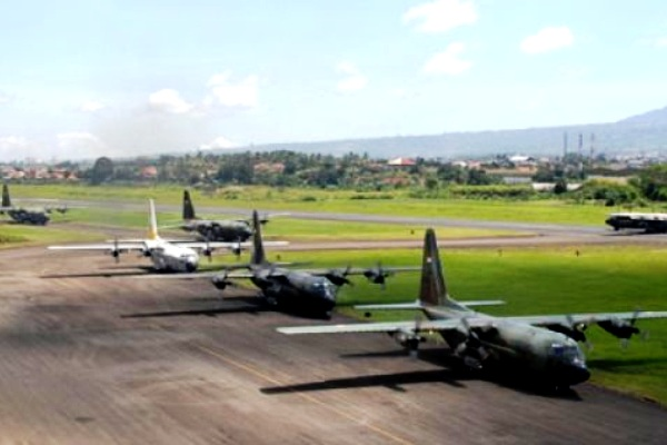 Pangkalan TNI AU Husein Sastranegara. PROKIMAL ONLINE Kotabumi Lampung Utara