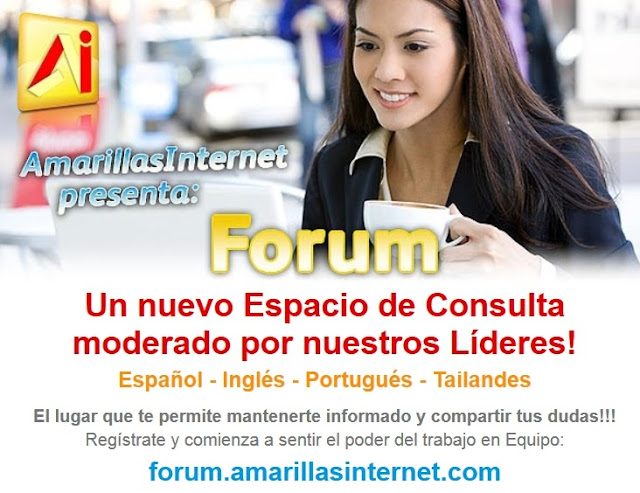 Forum Amarillas Internet