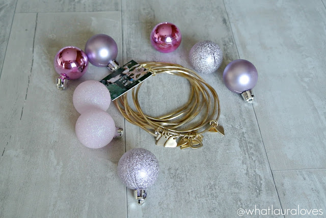 Christmas Gift Guide Flamingo Gift Guide Bess Heart Bangles