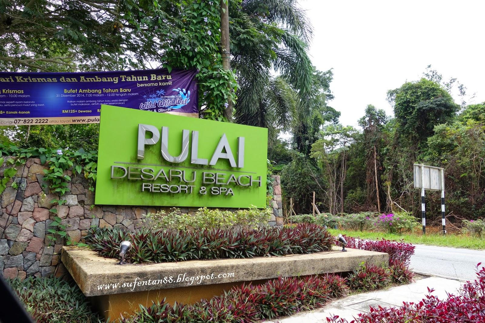 Desaru Beach Review Review on Pulai Desaru Beach
