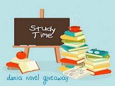 """dunia novel giveaway"""