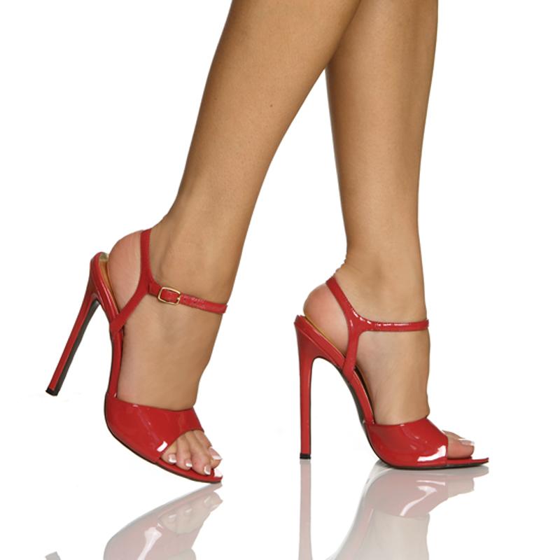 Love High Heels: Pleasing Pleaser Open Toe Pupms
