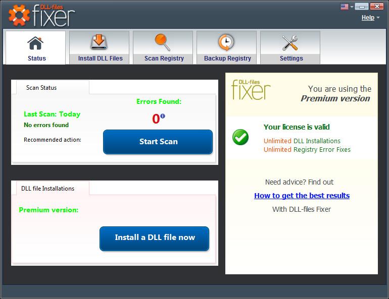 dll files fixer premium
