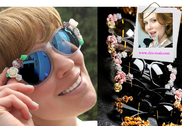 #diybfw, diy bloggers fashion week, diy sunglasses,fashion diy,dolce gabbana,diy,
