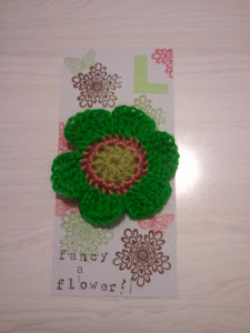 Fancy Flower Brooch