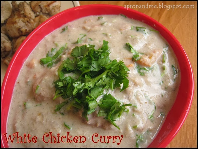 White-chicken-curry