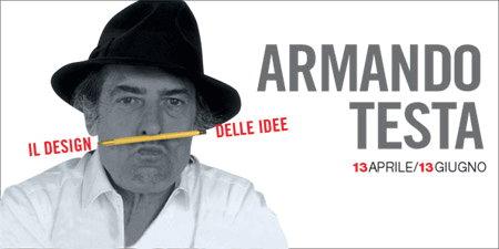 Armando Testa. Il design delle idee, mostra al PAC di Milano fino al 13 giugno 2010