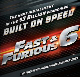 capa Fast and Furious 6 – Trilha Sonora – 2013