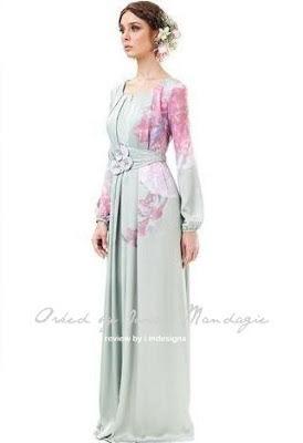 orked by jovian mandagi design baju raya 2013