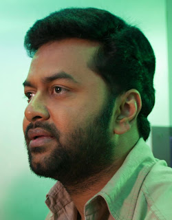 indrajith during the shoot