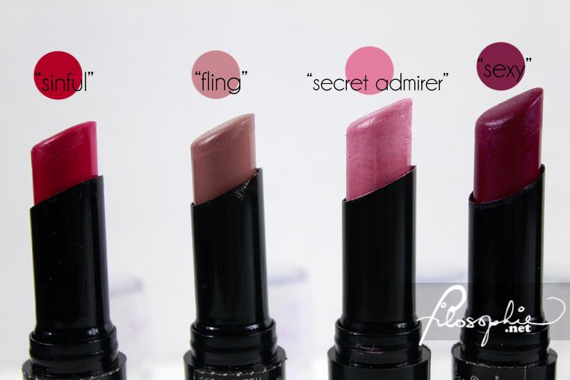 la girl luxury creme lipstick