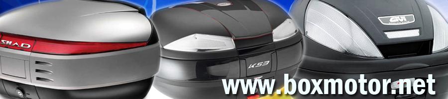 Box Motor : Givi, Shad, Kappa, KMI