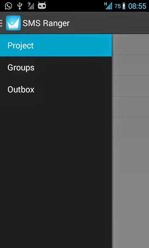 Aplikasi Android Untuk Boom dan Broadcast SMS