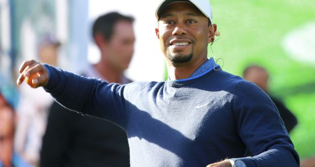 Tiger Woods aiming for 2016 return to competition