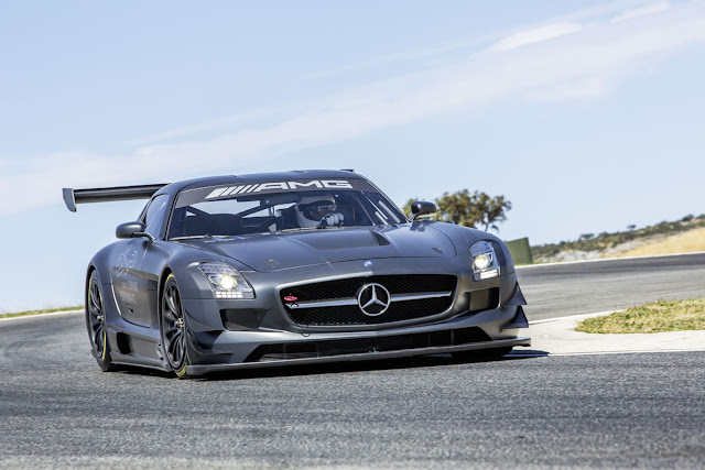 MERCEDES-BENZ SLS AMG GT3 45th ANNIVERSARY EDITION (2013) Announced - THE MERCEDES-BENZ SLS AMG GT3 45th ANNIVERSARY EDITIONHAS AN AMG 6.2-LITER V8 FITTED , MERCEDES-BENZ SLS AMG GT3 45th ANNIVERSARY EDITION (2013) Price €446,250