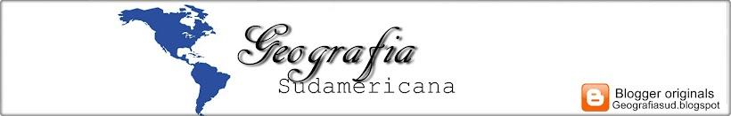 Geografìa Sudamericana