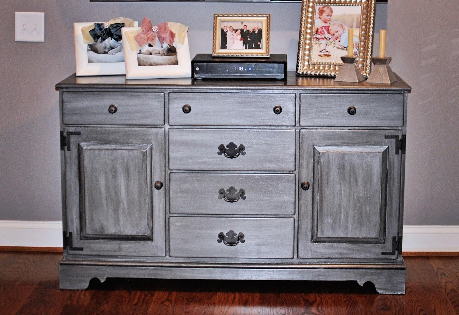 Zinc Finish Furniture Mandy With Multiples Diy Restoration Hardware Faux Zinc Finish
