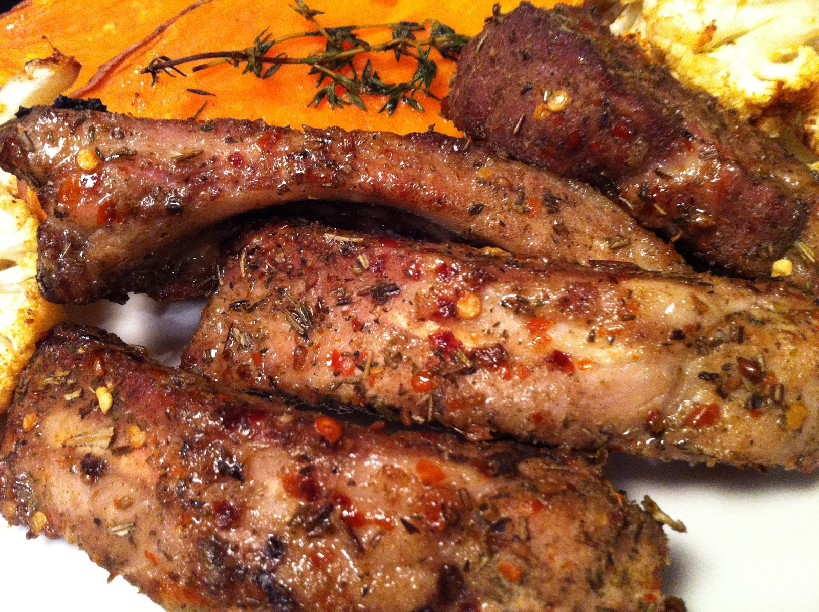 ... rubbed pork chops coriander and cumin rubbed pork chops spice rubbed