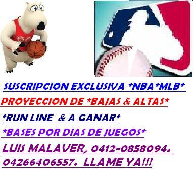 PROYECCIONES NBA_MLB.