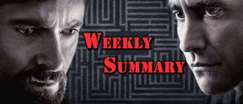 Weekly Summary Prisoners Movie 2013