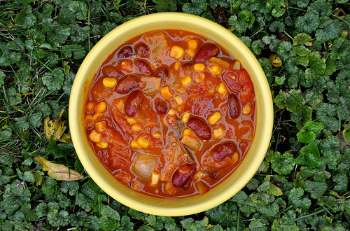 Smoked Pumpkin Chili and 20 Healthy Pumpkin Recipes - MyNaturalFamily.com #pumpkin #recipes