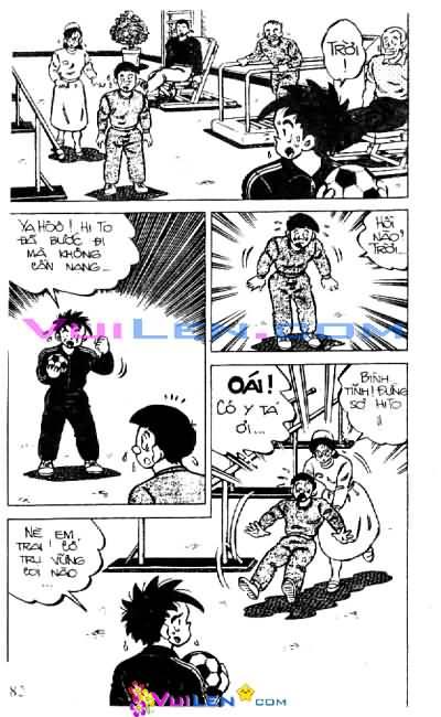 Jindodinho - Đường Dẫn Đến Khung Thành III  Tập 38 page 82 Congtruyen24h