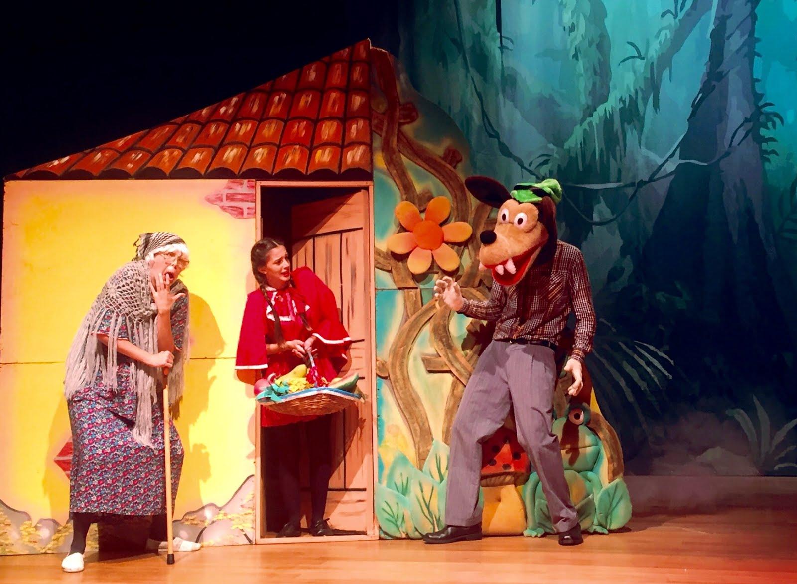 Domingo tem apresentação de teatro gratuita no Iguatemi Esplanada b8aee05cc3