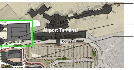 El Paso International Airport Car Rental Return