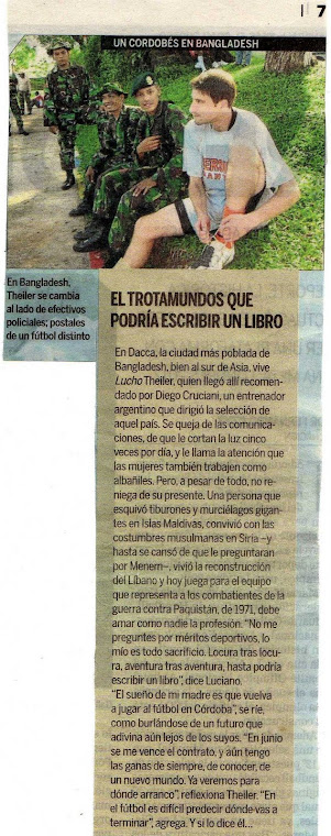 ARGENTINA NEWSPAPER