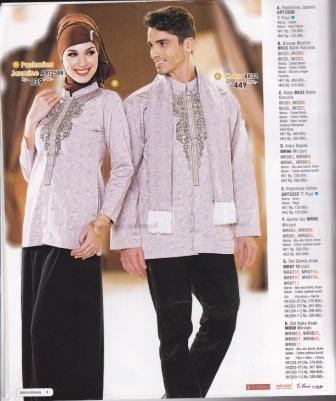Model baju muslim 2012 terbaru