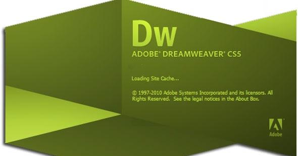 Free Download Adobe Dreamweaver CS5 Portable ~ Computer-United