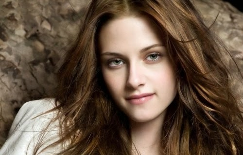 Beautiful Eyes from Kristen Stewart