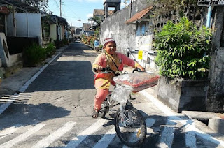 Syahrizal Fadilah, Bocah Penjual Kue Keliling Tanpa Tip