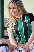 Franciele Perão, Musa do Figueirense