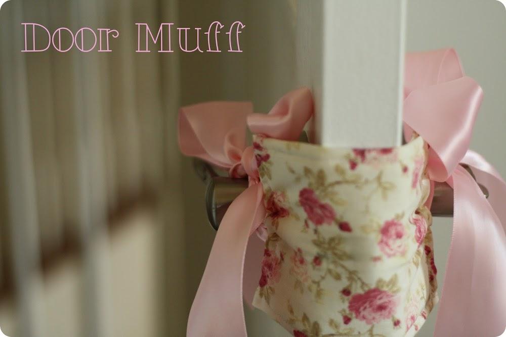 diy door muff