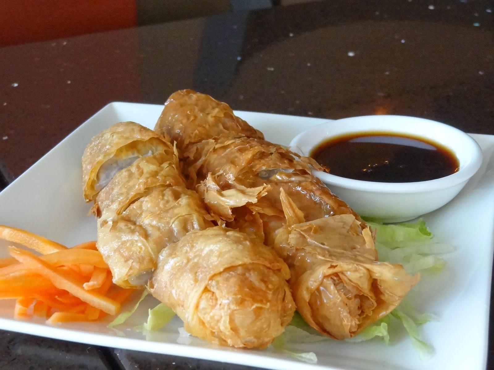 Shanghai-Style Spring Rolls Recipes — Dishmaps