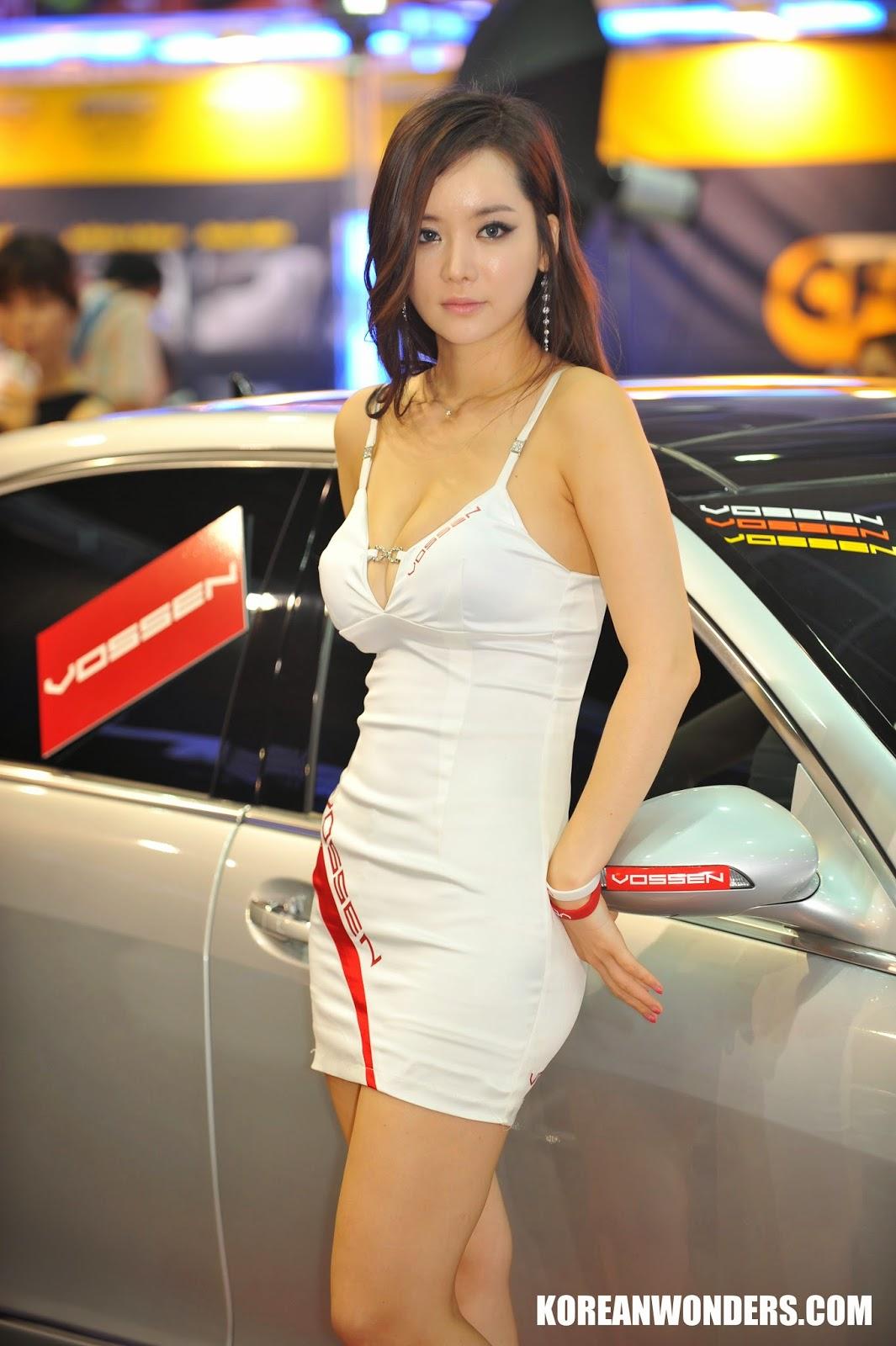 Im Ji Hye Model Cantik Korea Selatan