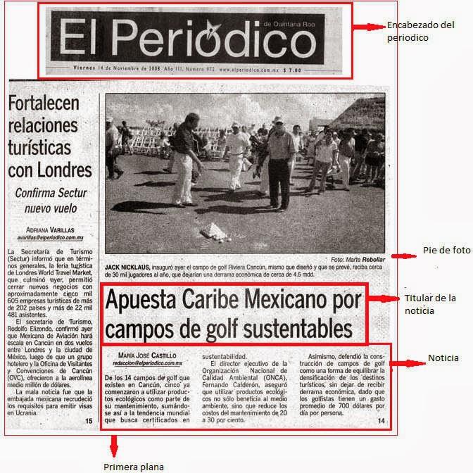 El Blog del C.P.R. C.R.I.P.E.R.: Criperiódico: Textos periodísticos ...