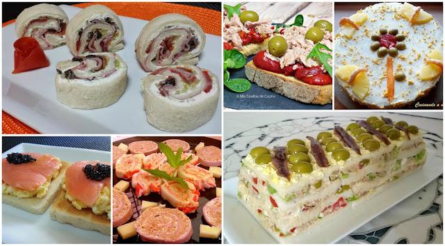 Seis sencillas recetas con pan de molde cocina facil