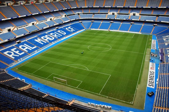 Real Madrid Tour  Schedule