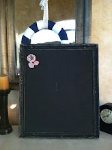 Xl chalkboard -SOLD