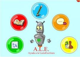 A.L.E. - Ayuda a la Lecto Escritura